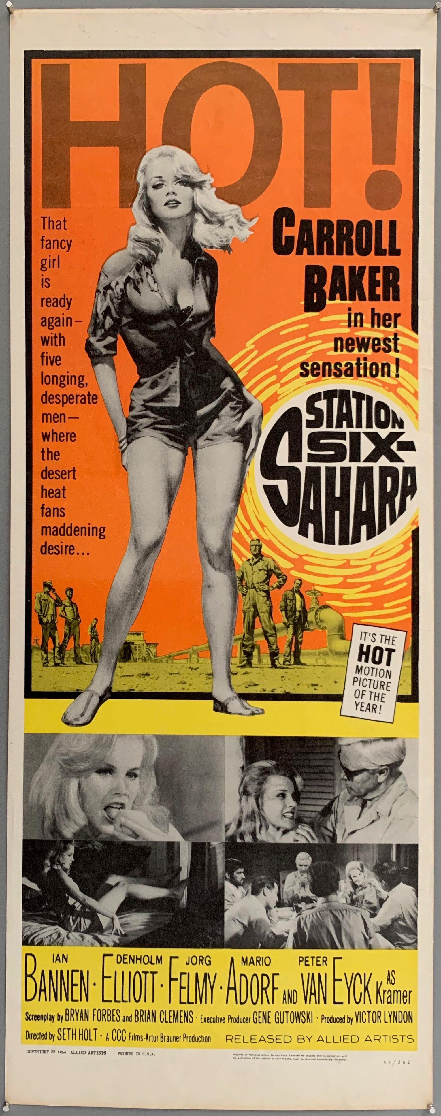 Station Six Sahara Poster