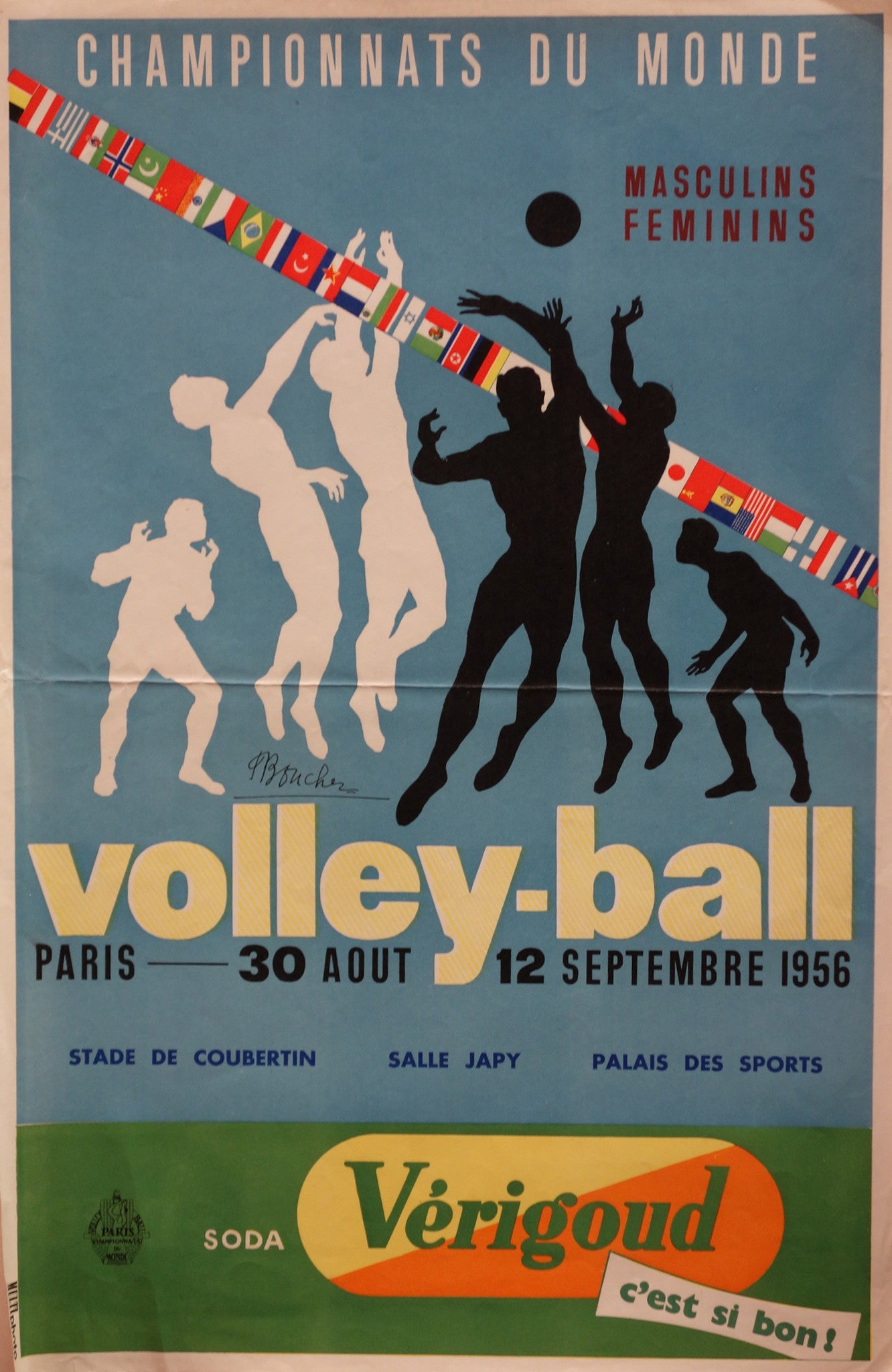 Championnats Du Monde - Volley-Ball -