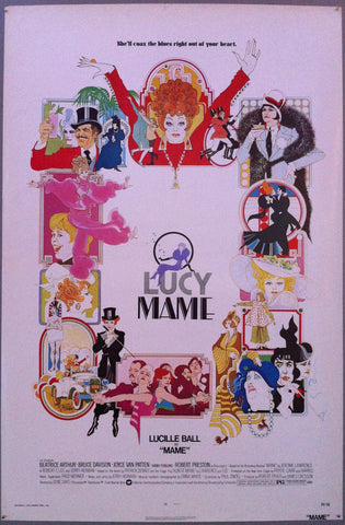 Lucy Mame - Poster Museum