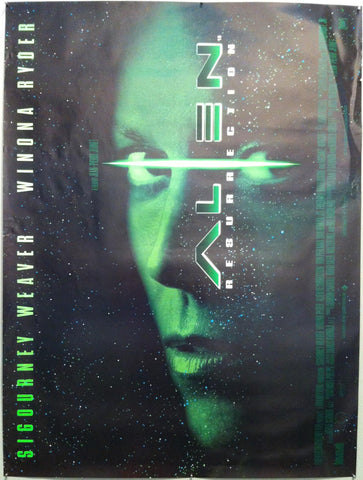 Alien Resurrection - Poster Museum