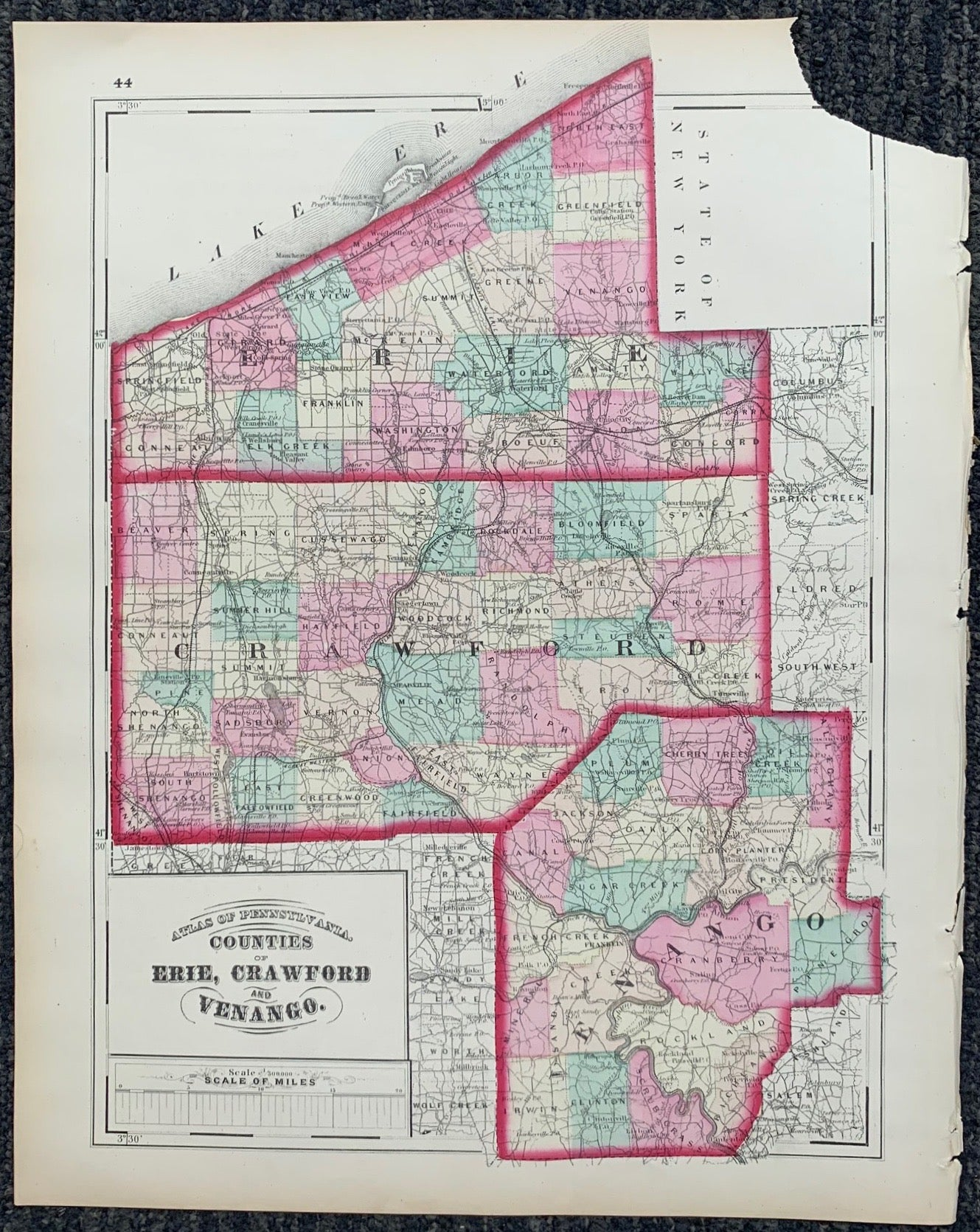 Atlas of Pennsylvania 1