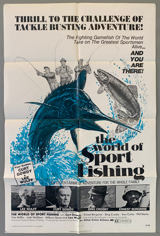 The World of Sport Fishing