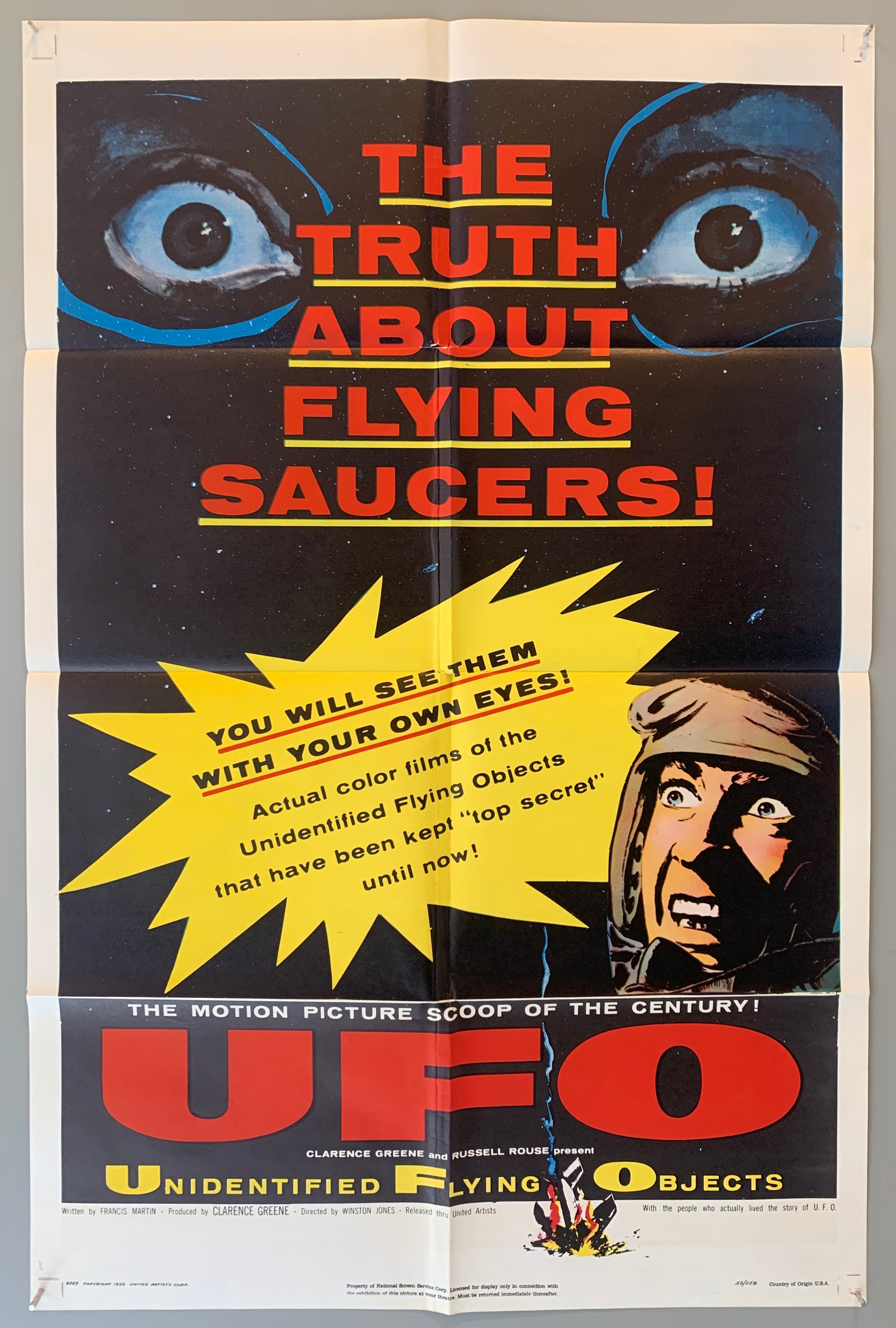 The Truth about Flying Saucers! UFO