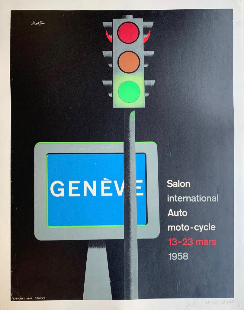 Geneve Salon International Auto Moto-Cycle -- 13-23 Mars