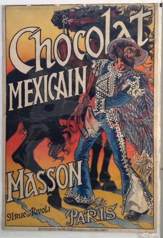 Chocolat Mexicain - Masson Paris