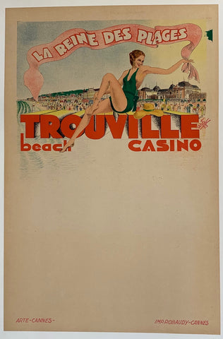 Trouville Beach Casino