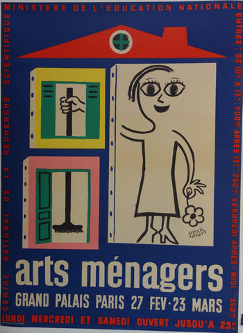Arts Menagers - Household Arts Fair