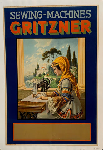 Sewing-Machines Gritzner