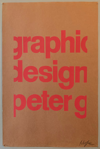 Graphic Design Peter G #12