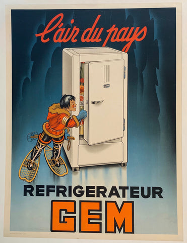 Refrigerateur GEM
