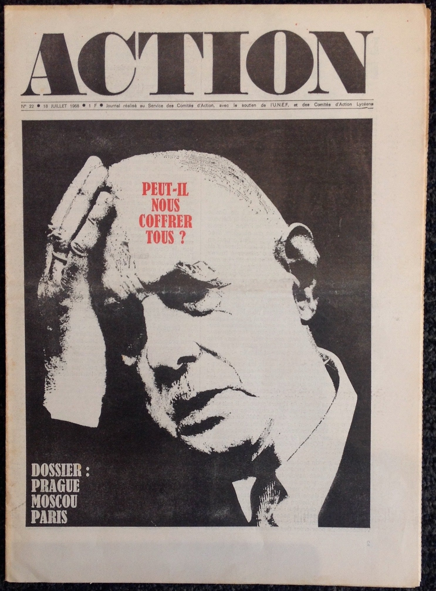 Action Newspaper # 22