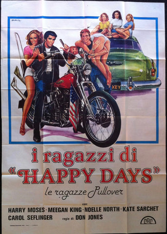"I Ragazzi Di ""Happy Days"""
