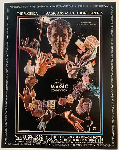 The 17th Annual Magic Convention