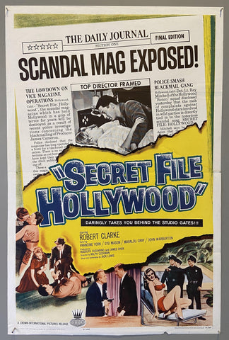 """Secret File HollyWood"""