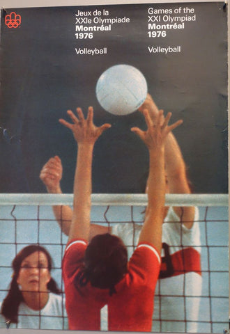 Games of the XXI Olympiad Montreal 1976 Volleyball