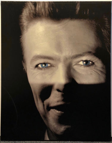 David Bowie at Uris Theater