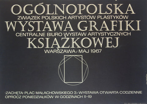 Ogolnopolska Exhibition of Art Print