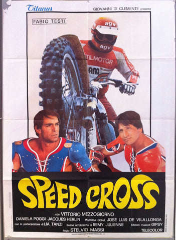 Speed Cross