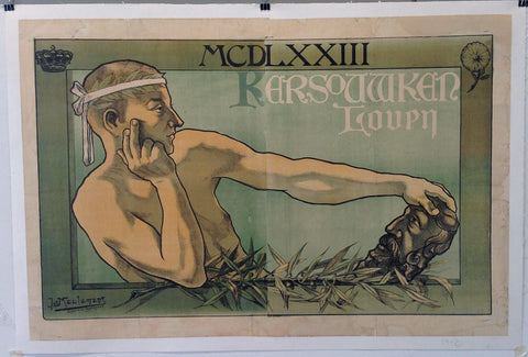 MCDLXXIII - Poster Museum