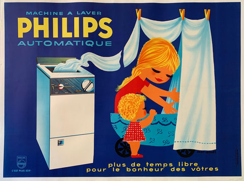 Machine a Laver Philips Automatique