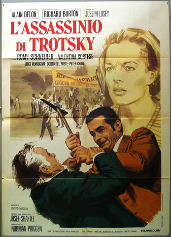 L' Assassino Di Trotsky