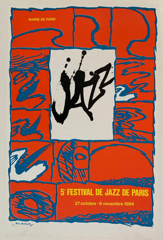 5e Festival de Jazz de Paris