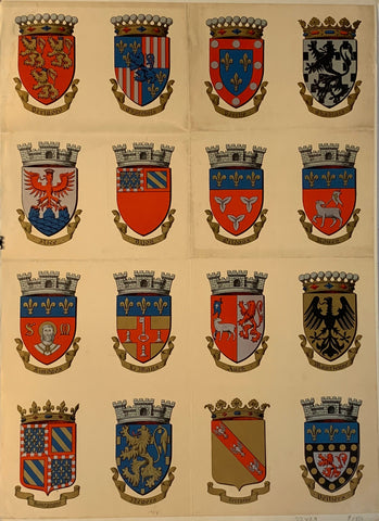 Shield Crests