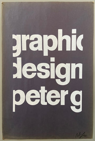 Graphic Design Peter G #13