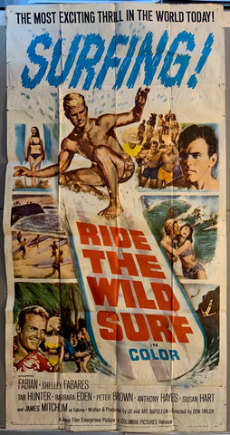Surfing! Ride the Wild Surf