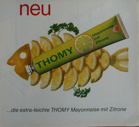 Neu Thomy Mayonaise