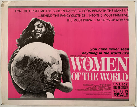 Women Of The World Poster