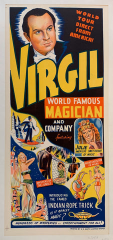"Virgil ""World Famous Magician"""