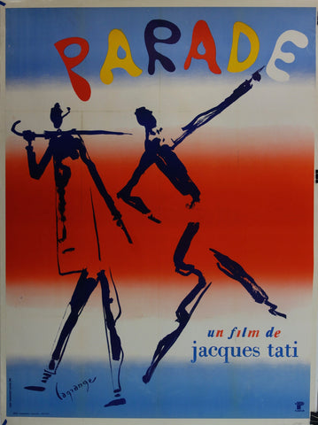 PARADE - Jacques Tati