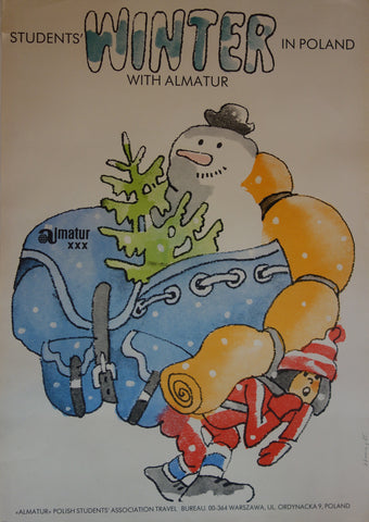 Students' Winter In Poland With Almatur