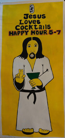 Jesus Loves Cocktails Happy Hour 5-7