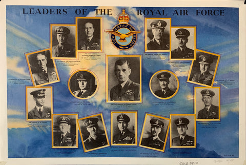 Leaders of the Royal Air Force