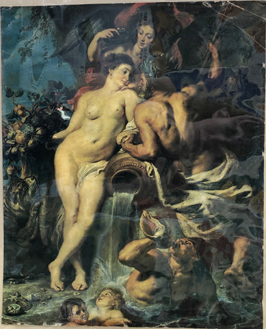 Union of Earth and Water by Peter Paul Rubens