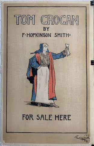 Tom Grogan by F-Hopkinson Smith For Sale Here