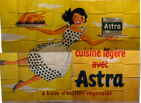 Astra - vegetable oil