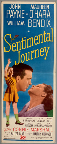 Sentimental Journey Poster