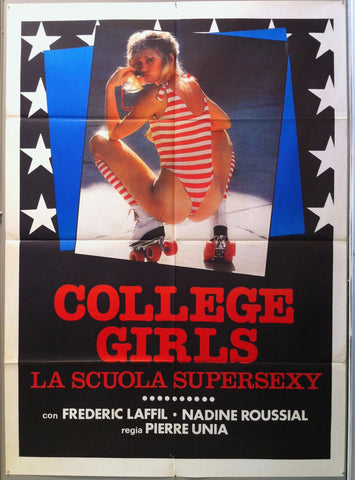 College Girls, La Scuola Supersexy