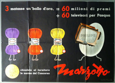 Marzotto Philips Poster