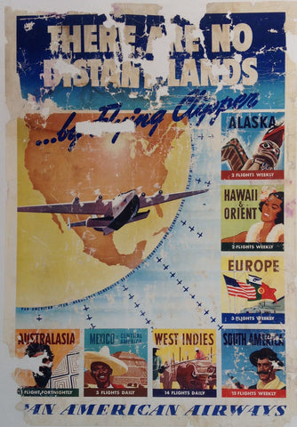 There Are No Distant Lands - Pan American Airways
