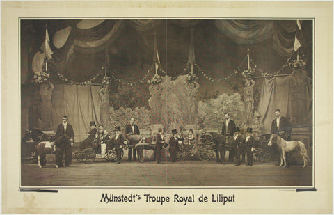 Münstedt's Troupe Royal de Liliput