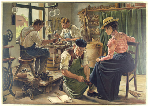 Shoe Making Workshop