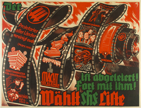 German Communist Propaganda