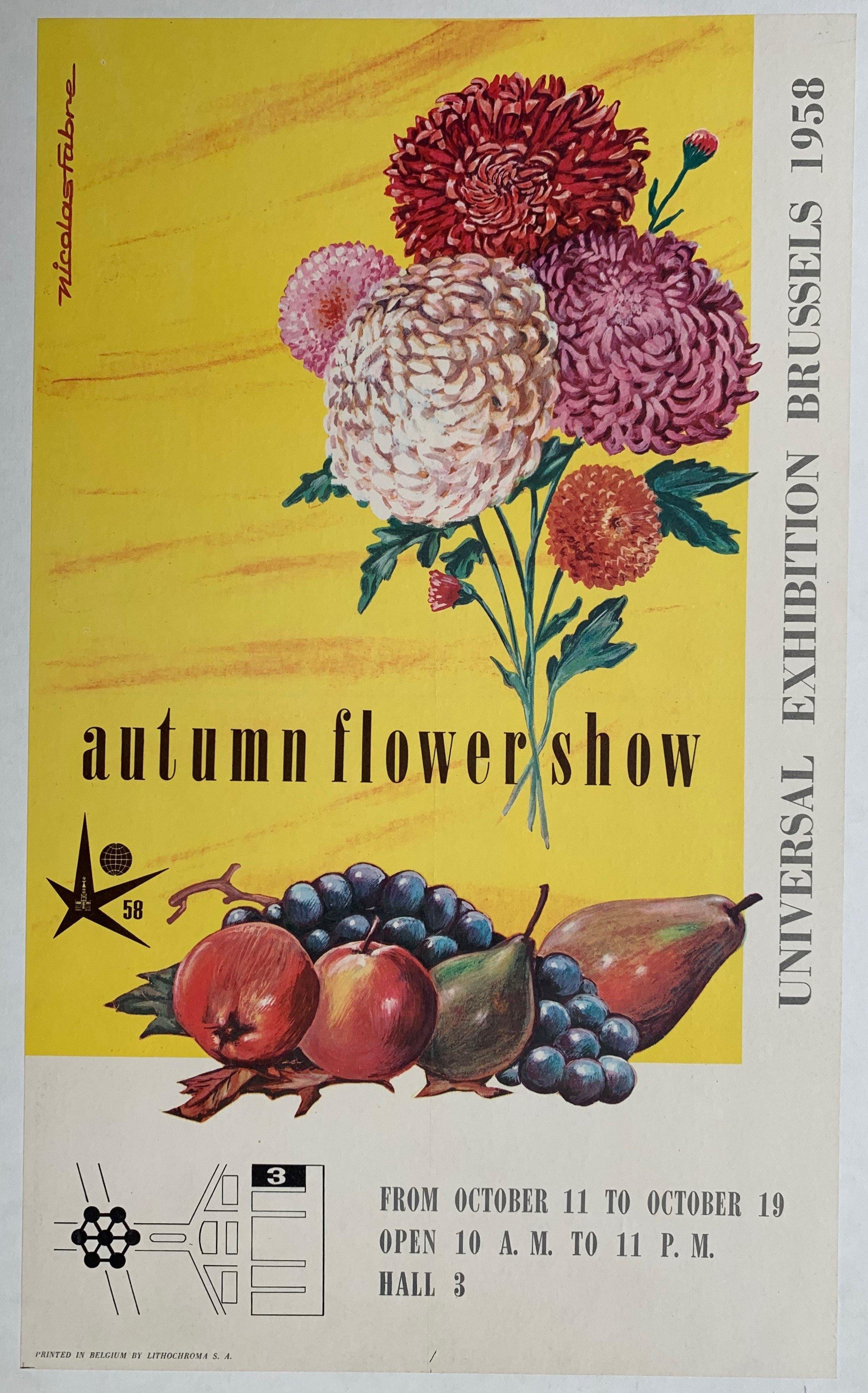 Autumn Flower Show