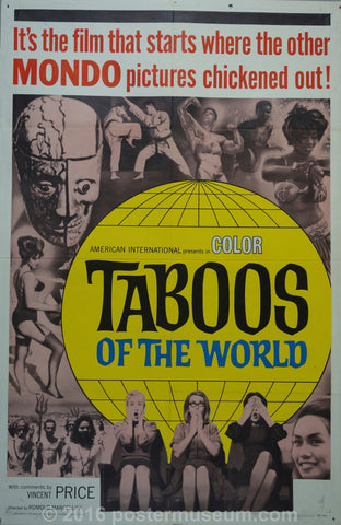 Taboos of the world