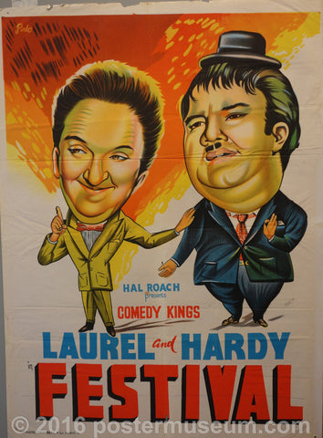 Laurel and Hardy Festival