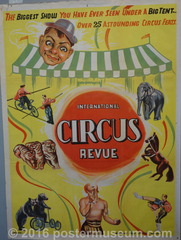 International Circus Revue